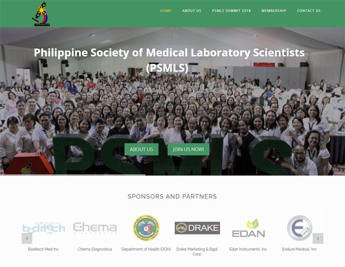 The Philippine Society of Medical Laboratory Scientists (PSMLS)