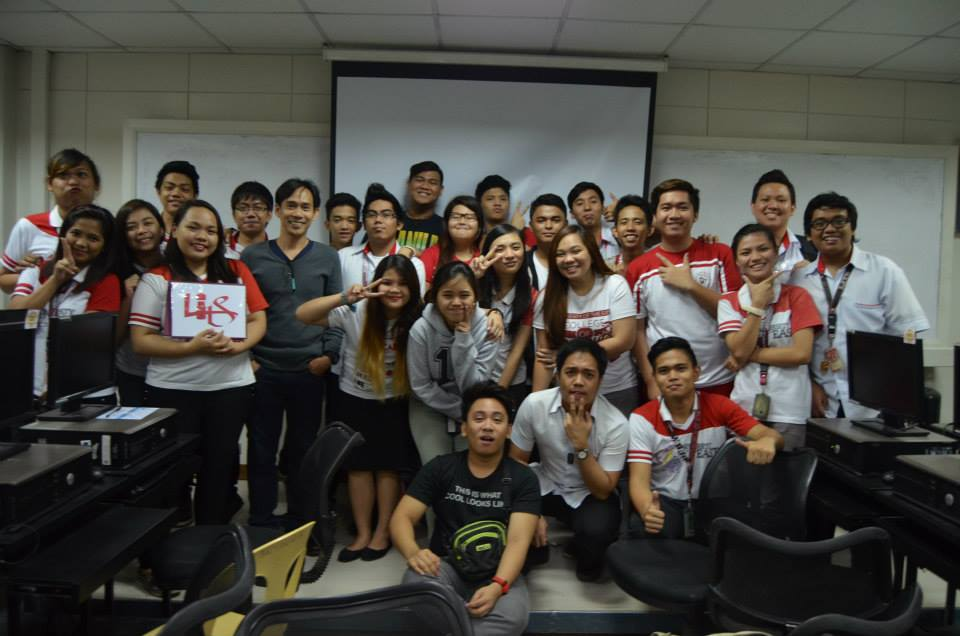 Website design and dev seminar UE Caloocan conducted by iBuild and Drupal Pilipinas