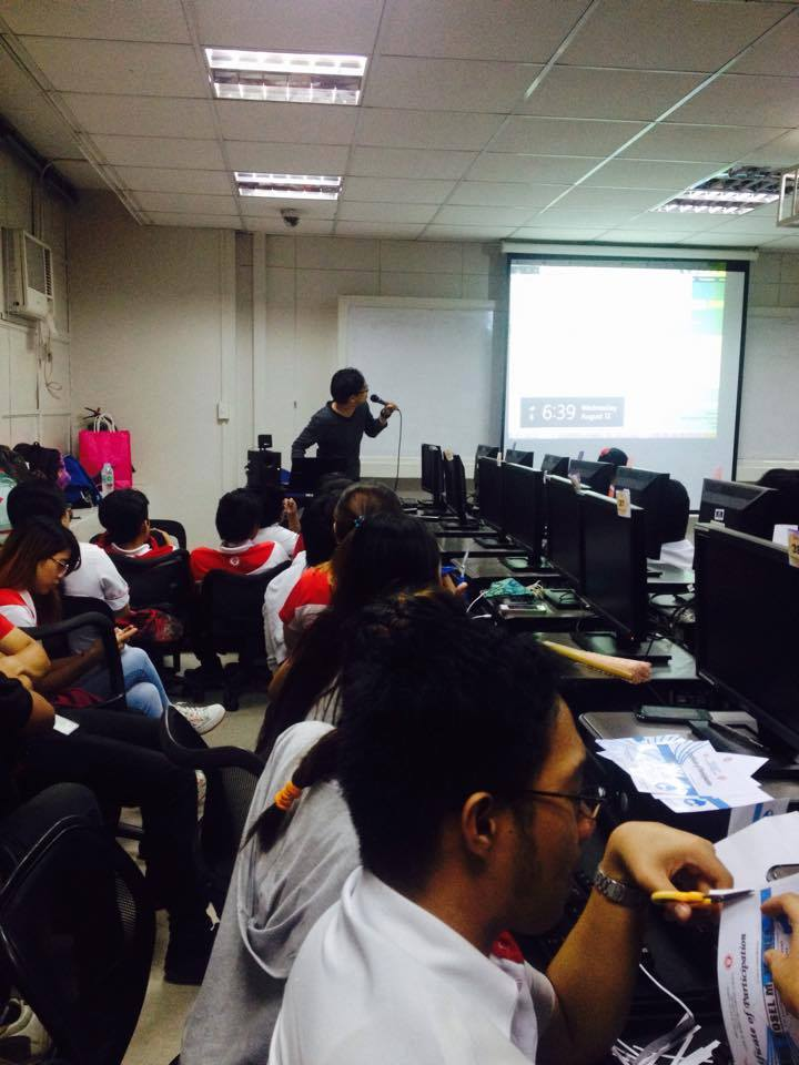 Drupal Night seminar organized by LITS, UE Caloocan, participated in by iBuild and Drupal Pilipinas