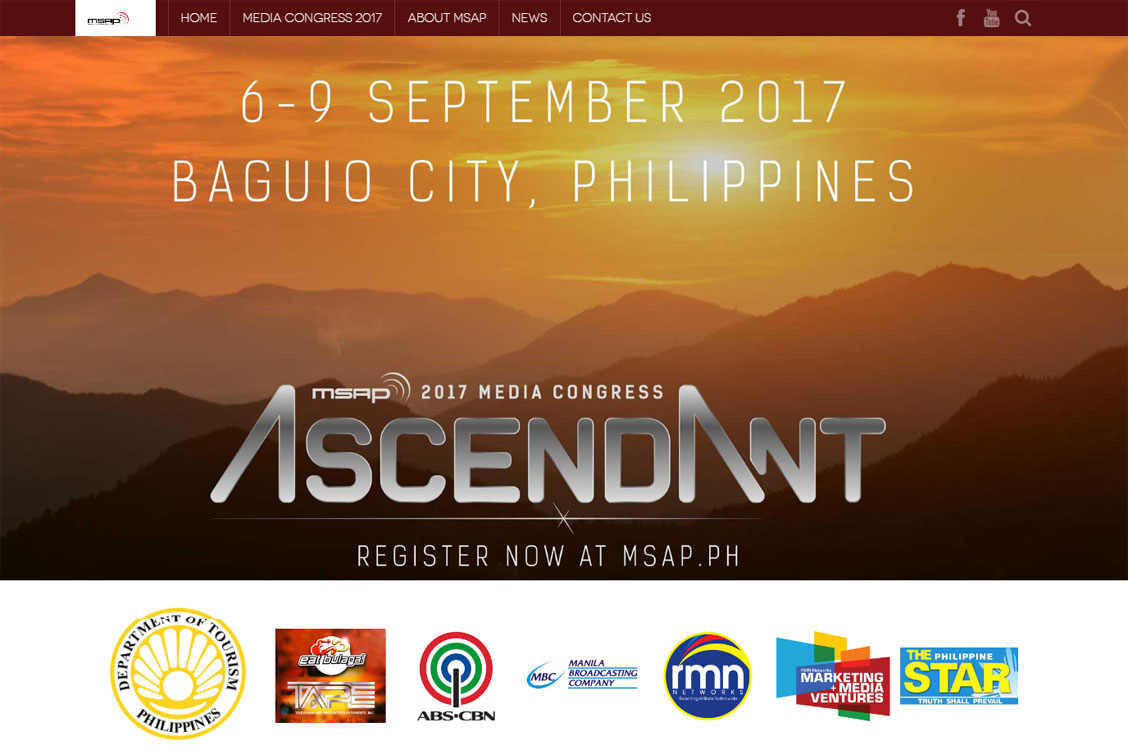 Media Specialists Association of the Philippines (MSAP) - ASCENDANT Media Congress 2017