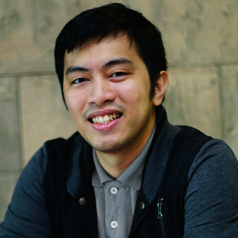 Mikko Francis Rivera, Webmaster and Marketing Specialist