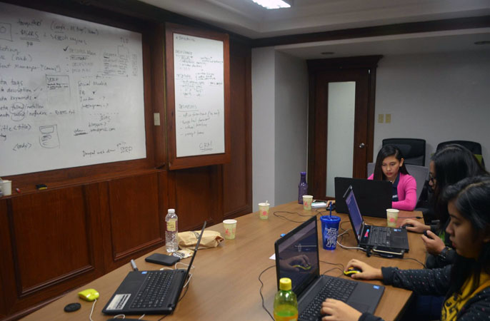 SEO training in Ortigas, Pasig City, Philippines